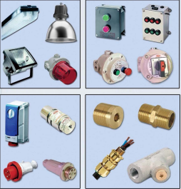 Explosion Proof Equipment