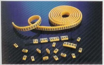 Flat cable maker  FM-1, 500 pcs - 1 box