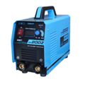 Inverter welding machine 200 Ampe 220V - HK200Z Accessories: Weilding plier + 3 meters welding wire and Clamping mass + 2 meters wire mass