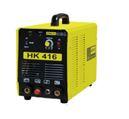 Welders 3 functional rods - tig - plasma  220V- HK416 (There are 3 modes: Welding rod - TIG Welding - Plasma Cutting)