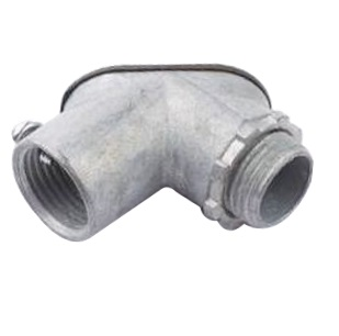 EMT Connector Elbow 1/2