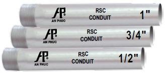 "RSC conduit 1/2"""