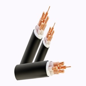 Fire-resistant cables